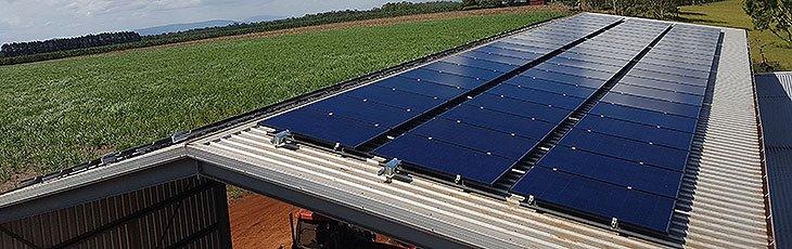 Cairns Commercial Solar Supplier