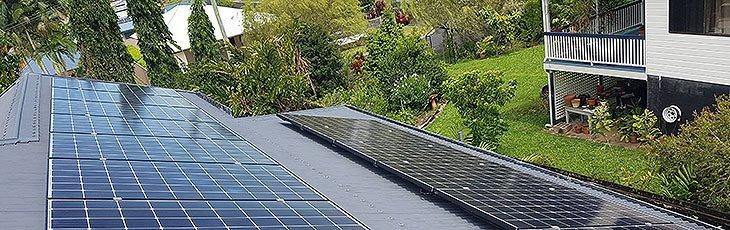 Cairns Solar Energy