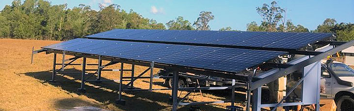 Cairns Commercial Solar Supplier