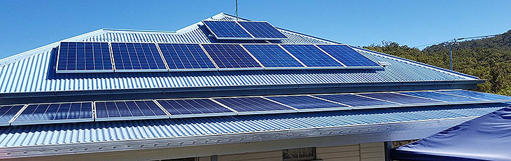 Cairns Solar Power