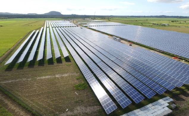 Shell Plans 120MW Solar Farm Sonnen