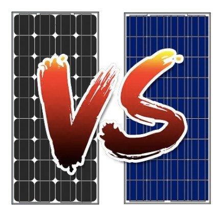 Monocrystalline-vs-Polycrystalline-solar-panels-Cairns